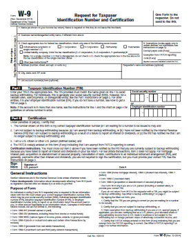 John Hancock Annuities - IRS Form W-9